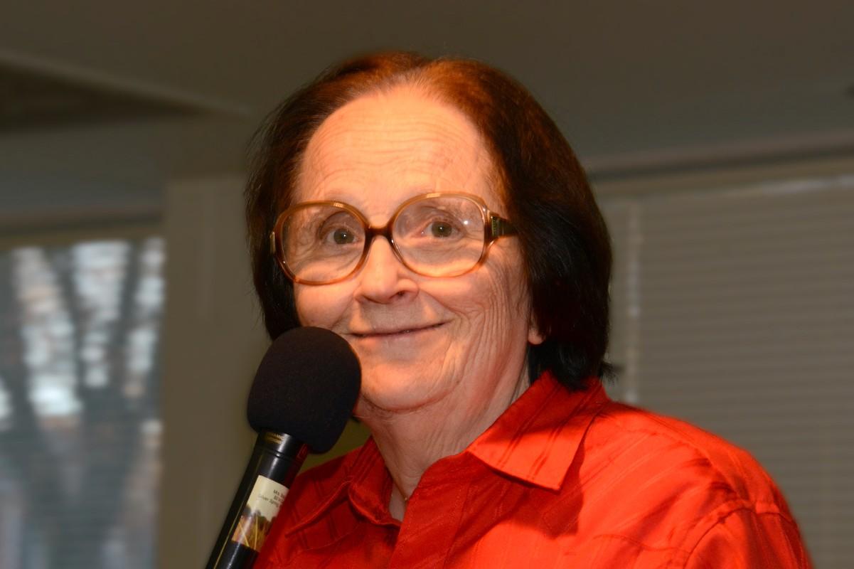 Secretary Betsy Taylor