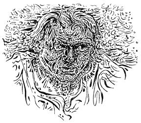 安德烈 马松 Andre Masson(1896 –  法国1987)作品集1 - 刘懿工作室 - 刘懿工作室 YI LIU STUDIO