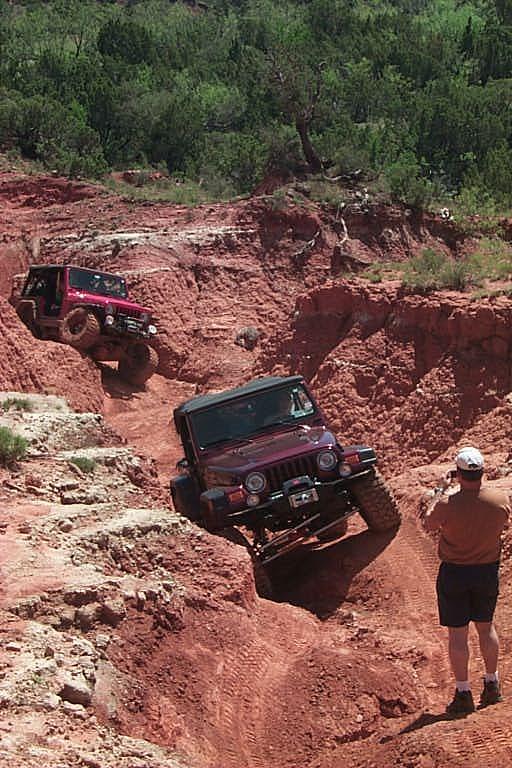 Palo Duro Canyon Amarillo Texas
